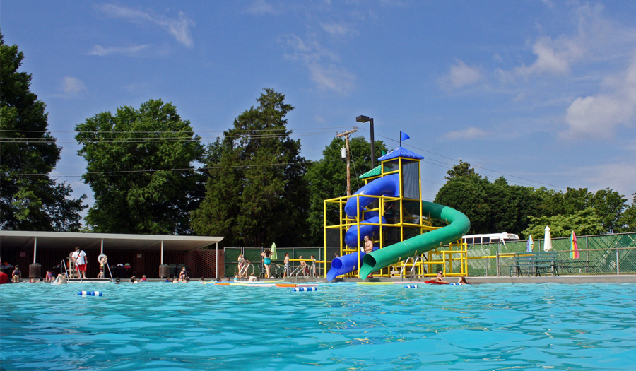 Newton Pool Offers Swimming Lessons Next Week, July 23-26