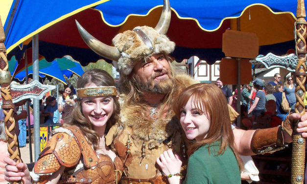 Carolina Renaissance Festival Auditions Are Set For Saturdays, June 23 & 30, In Concord
