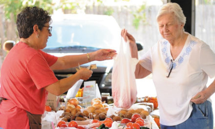 Seniors Morning Out Activities To Include Visit To Farmers Markets