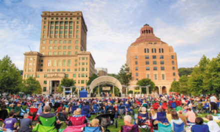 Asheville's Shindig On The Green Starts This Saturday, June 30