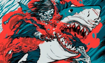 How To Survive A Zombie  Shark Attack…In 2 Easy Lessons