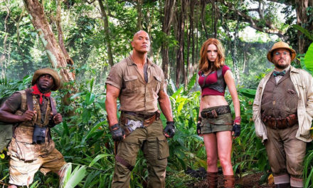 Free Summer Movie Series, In Dallas, Shows Jumanji,  Fri., 6/15