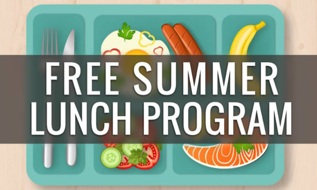 Boger City UMC's Summer Lunch Program Is June 18 – August 10