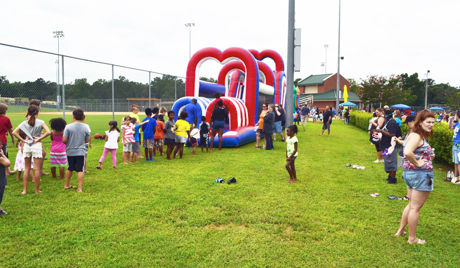 City Of Hickory Back To School Bash Is Saturday, August 18