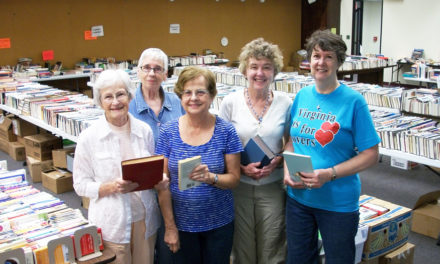 Catawba Co. Friends Of Library Book Sale, Now Through Aug. 4