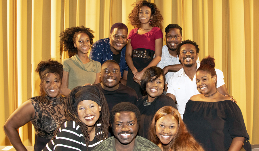 HCT Announces Dreamgirls Cast, It Opens September 7!