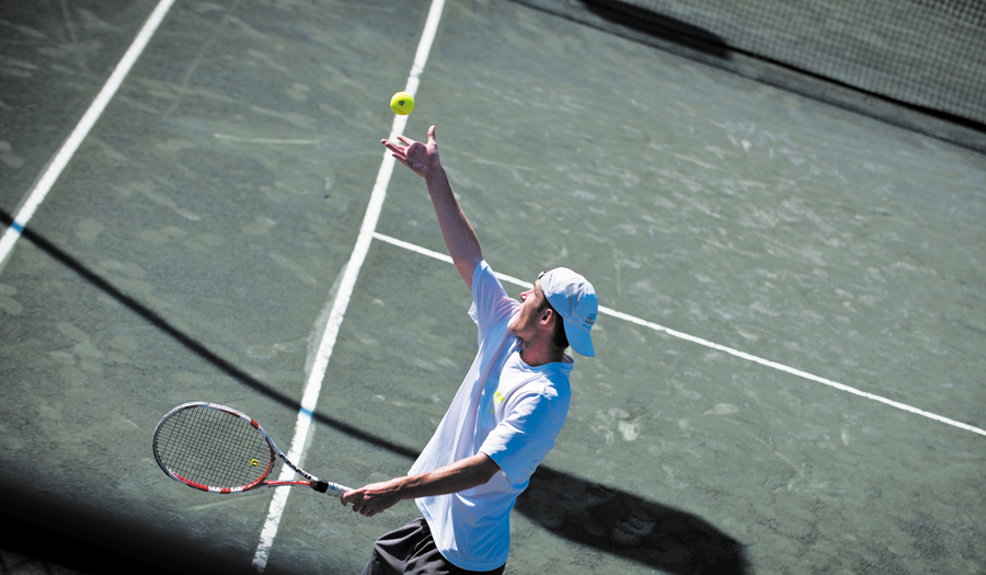 Register By Aug. 28 For Catawba Regional Hospice Tennis Tourney