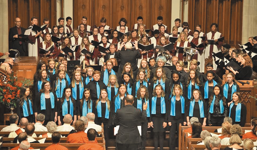 LR Youth Chorus To Hold Public Auditions On August 18 & 19