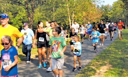 Sunrise Run On The Greenway, 5K & 10K, On Sat., September 8