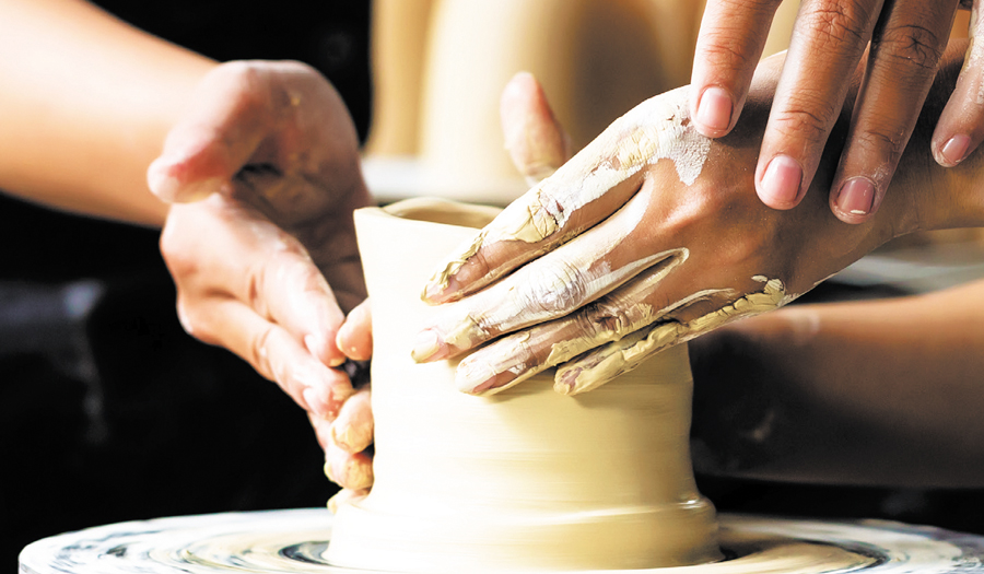 Register Now For Pottery Classes Starting Aug. 14 -16 At CVCC