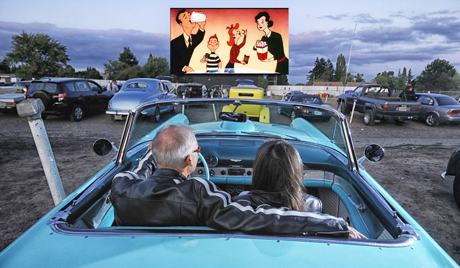 'Magic Happening' As Brand New Drive-In Theater Opens In KY