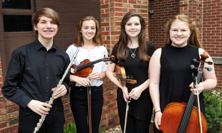 Western Piedmont Youth Symphony Fundraiser For Trip To Germany Is Monday, August 6