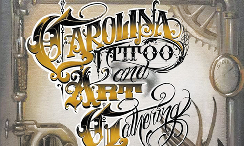 Carolina Tattoo & Arts Gathering, Downtown Lenoir, 8/31 – 9/2