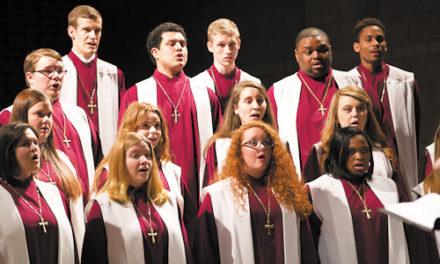 Hymn Festival At Concordia  Lutheran Church, This Sun., 9/9