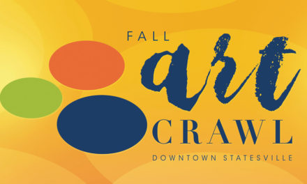 Fall Art Crawl In Downtown Statesville On Friday, Sept. 14