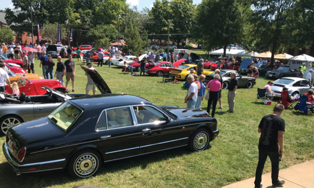 Sixth Annual Autolawn Party Benefits HMA, Sat., September 8