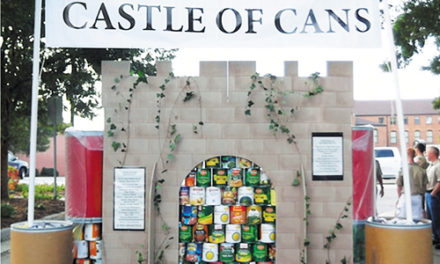 Oktoberfest's Castle Of Cans Celebrates 20 Years, Oct. 12-14