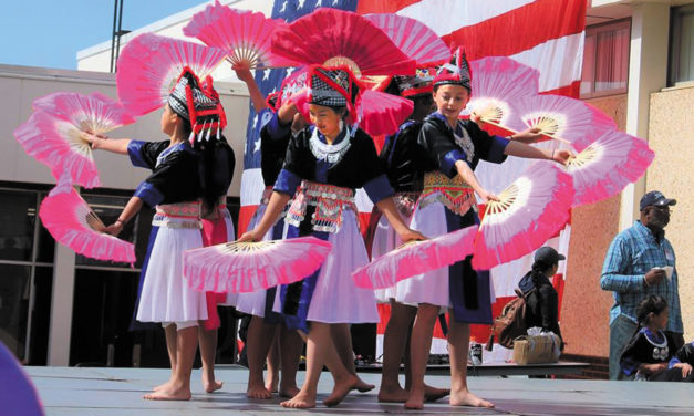 CVCC's Cultural Heritage Event, Celebration Of Nations, Is 9/8