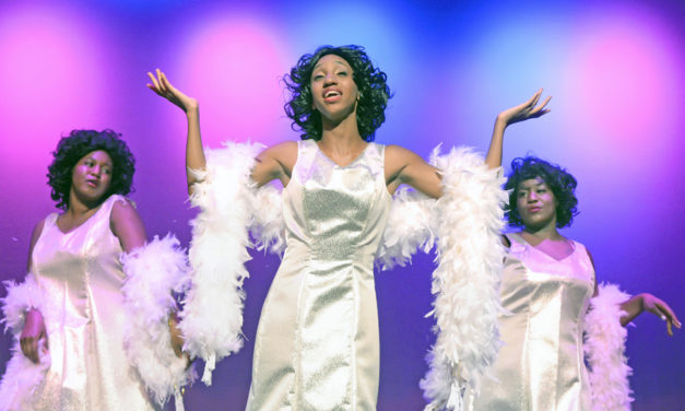 Energetic Musical Dreamgirls Opens At HCT This Friday, Sept. 7