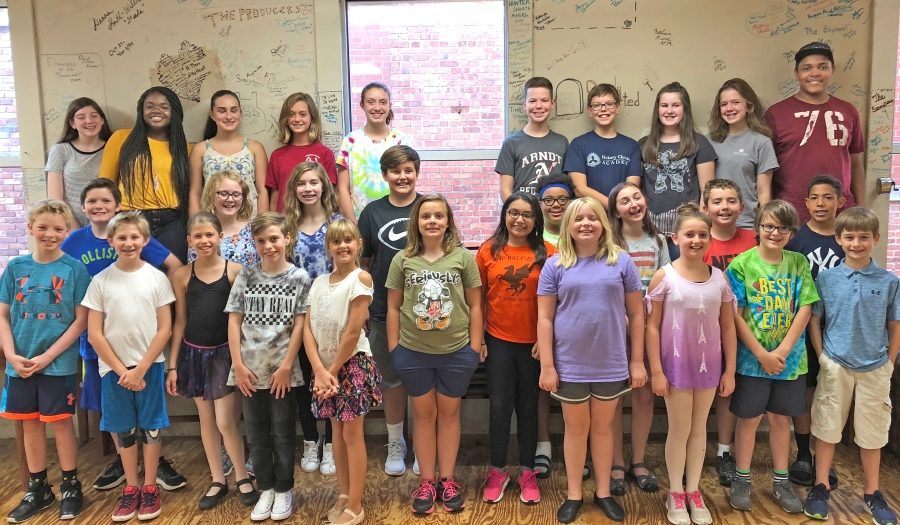Hickory Community Theatre Announces Cast Of Disney's The Lion King Jr. • Playing Oct. 5-28