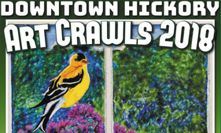 Downtown Hickory Art Crawl Is Thur., September 20, 5-8pm