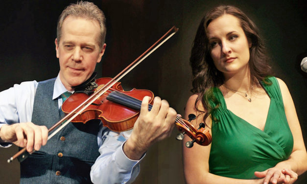 Master Celtic Fiddler Laval At Artist Series This Sunday, Sept. 30