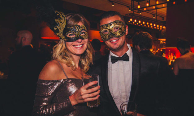 1841 Cafe's Masquerade Ball To Local Food Bank On October 5