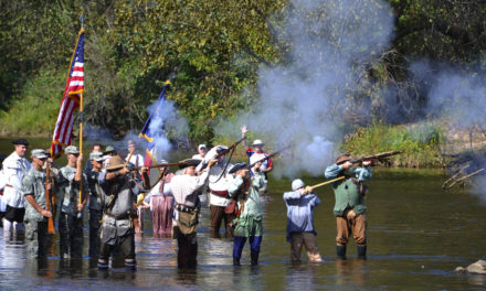 Morganton's Revolutionary War Days Celebration, Sept. 29 & 30
