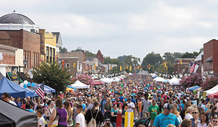 Lincoln County Apple Festival Entertainment Lineup, Sept. 15