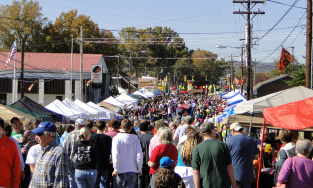 Taylorsville Apple Festival Is This Saturday, October 20