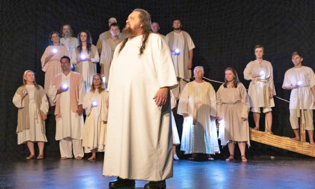 Children Of Eden Concludes Its Run At HUB, This Thurs.-Sat., October 25-27