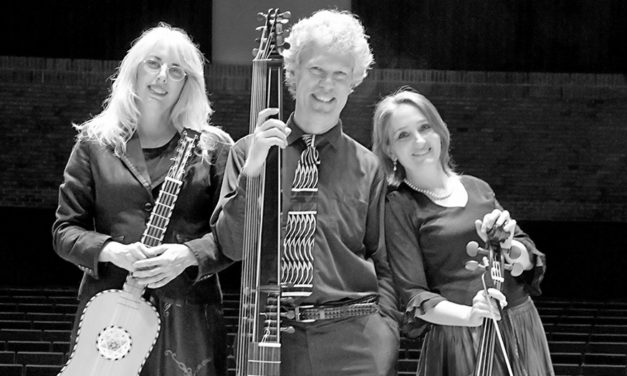 Corde Cantanti Performs At Chapel Of Rest  In Lenoir On Sunday, October 14, At 4pm