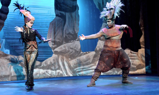 The Lion King, Jr. Returns To The Stage At HCT, Oct 18 -27