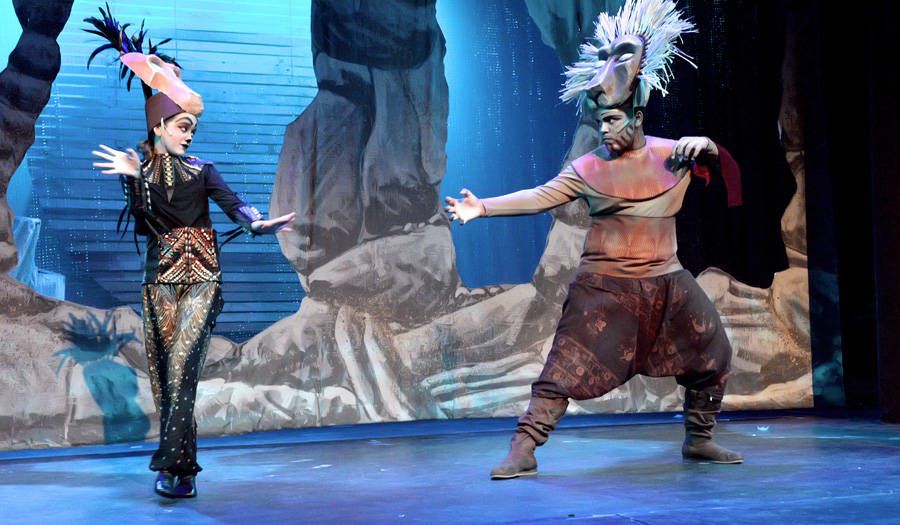 The Lion King, Jr.Returns To The Stage At HCT, Oct 18-27