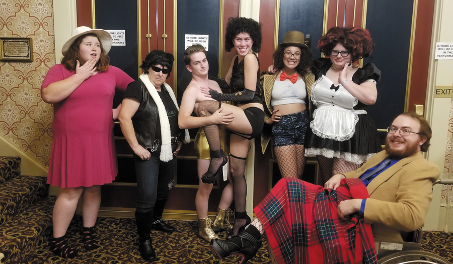 HCT Presents The Rocky Horror Picture Show This Sat.,Oct. 27