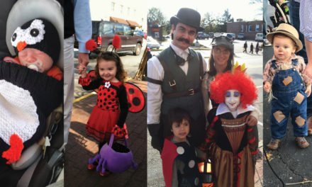 Valdese's Annual Treats In The Streets To Be Held On Oct. 31