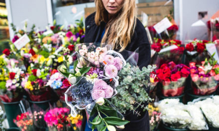 Students Figure Out How To Make Cut Flowers Last Longer