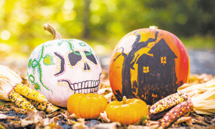 Pumpkin Decorating Contest At Ridgeview Library, October 13