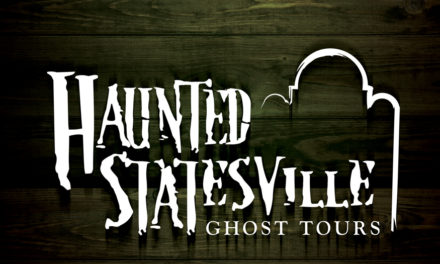 Haunted Statesville Ghost Tours Return to Downtown Statesville, Oct. 19-20 & 27-28