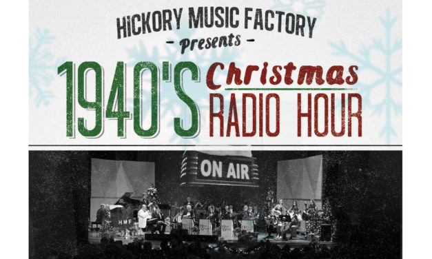 Old Fashioned 1940's Radio Hour Is Dec. 8, At The SALT Block