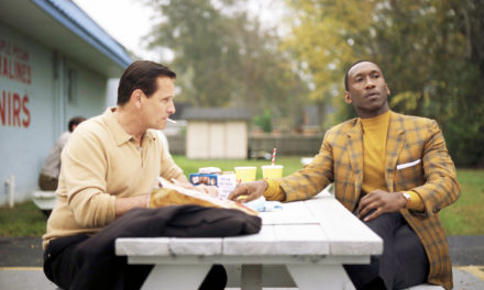 Green Book (***)  PG-13