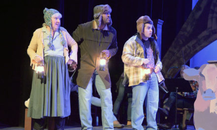 Appalachian Christmas Musical Starts This Friday, 11/30, At  HCT