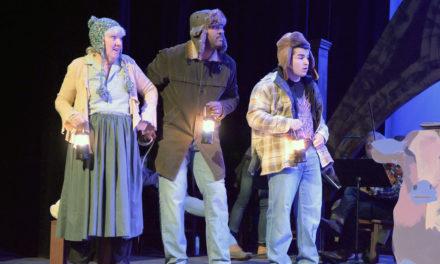 Appalachian Christmas Musical Starts This Friday, 11/30, At  HCT
