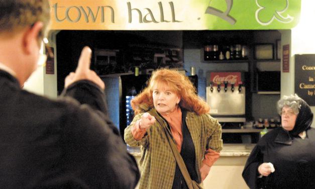 HCT's Interactive Irish Comedy Flanagan's Wake Continues This Thursday-Sunday