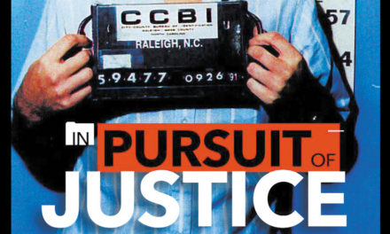 Footcandle Film Society Presents Screening Of In Pursuit Of Justice On Monday, November 26