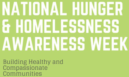 Two Local Events Spotlight National Hunger & Homelessness Week, Events Are Nov. 15 & 17