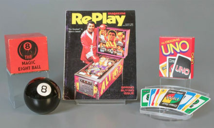 Magic 8 Ball, Pinball & Uno Are Inducted Into Toy Hall Of Fame