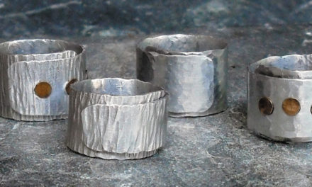 Aluminum Wrap Ring Workshop, At CAC In Lenoir, Tues., Dec. 4