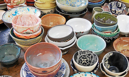 CVBH's Connections Chili Pottery Fundraiser Is Wed., 12/5