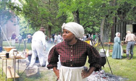 Historic Ramsour's Mill Battleground Park Presents The Lives Of Enslaved African Americans, 11/24